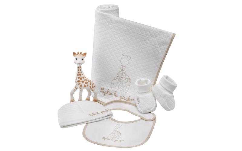 Premiers pas bébé Ensemble Cadeau Chapeau Chaussons /& 2 couvertures Baby Shower cadeau