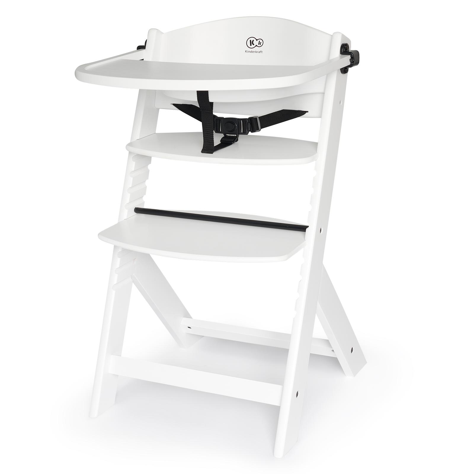 Kinderkraft Chaise haute 7 en 7 ENOCK - évolutive et ergonomique
